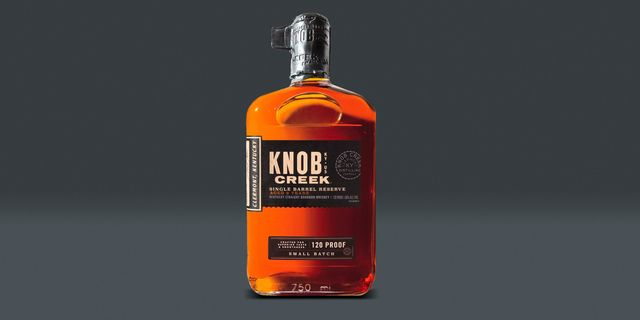 knob creek single barrel bourbon