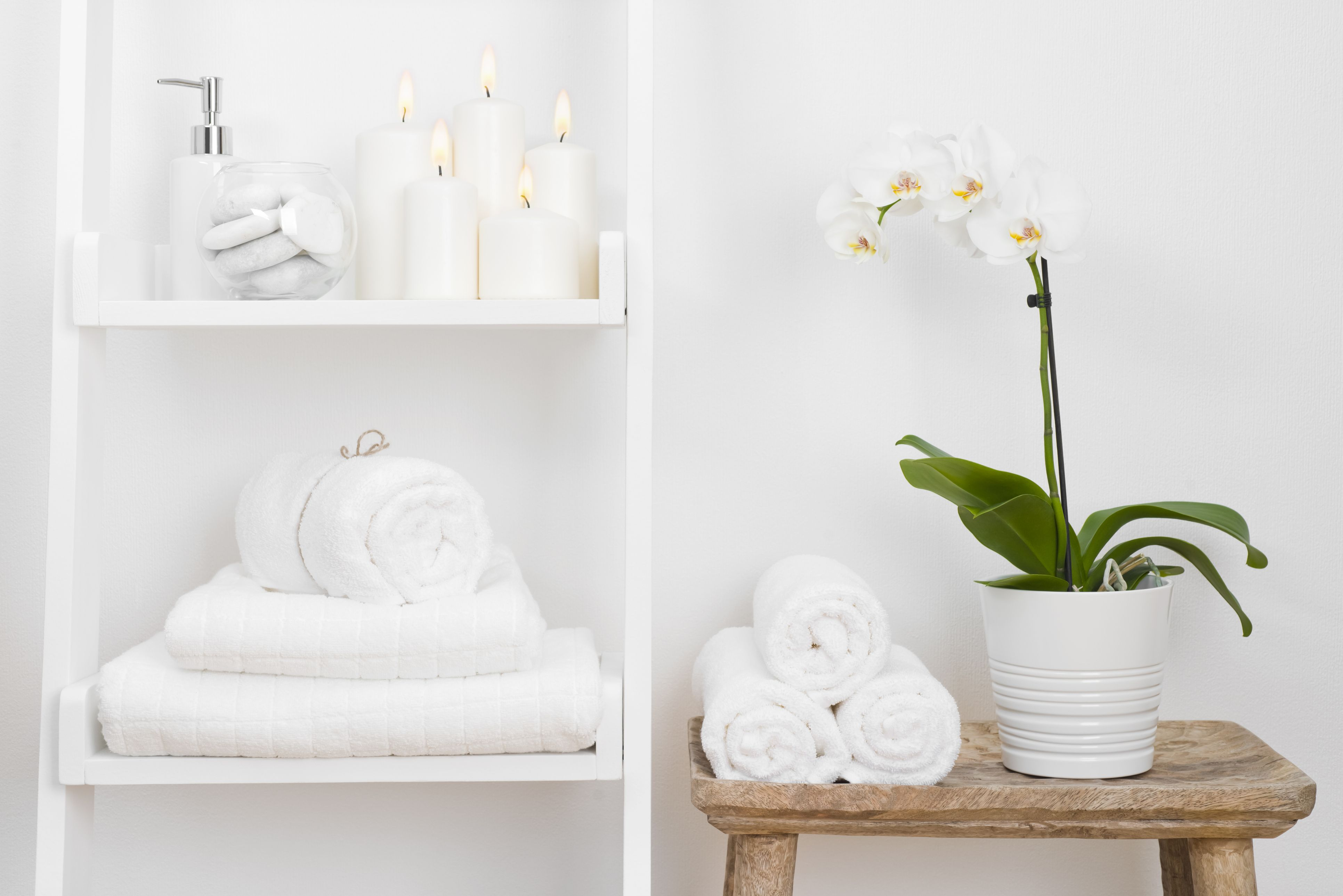 10 Bathroom Storage Solutions Thatu0027ll Ease Your Anxiety
