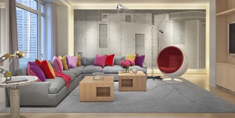 30 Living Room Furniture Layout Ideas - How to Arrange Seating in a ...
