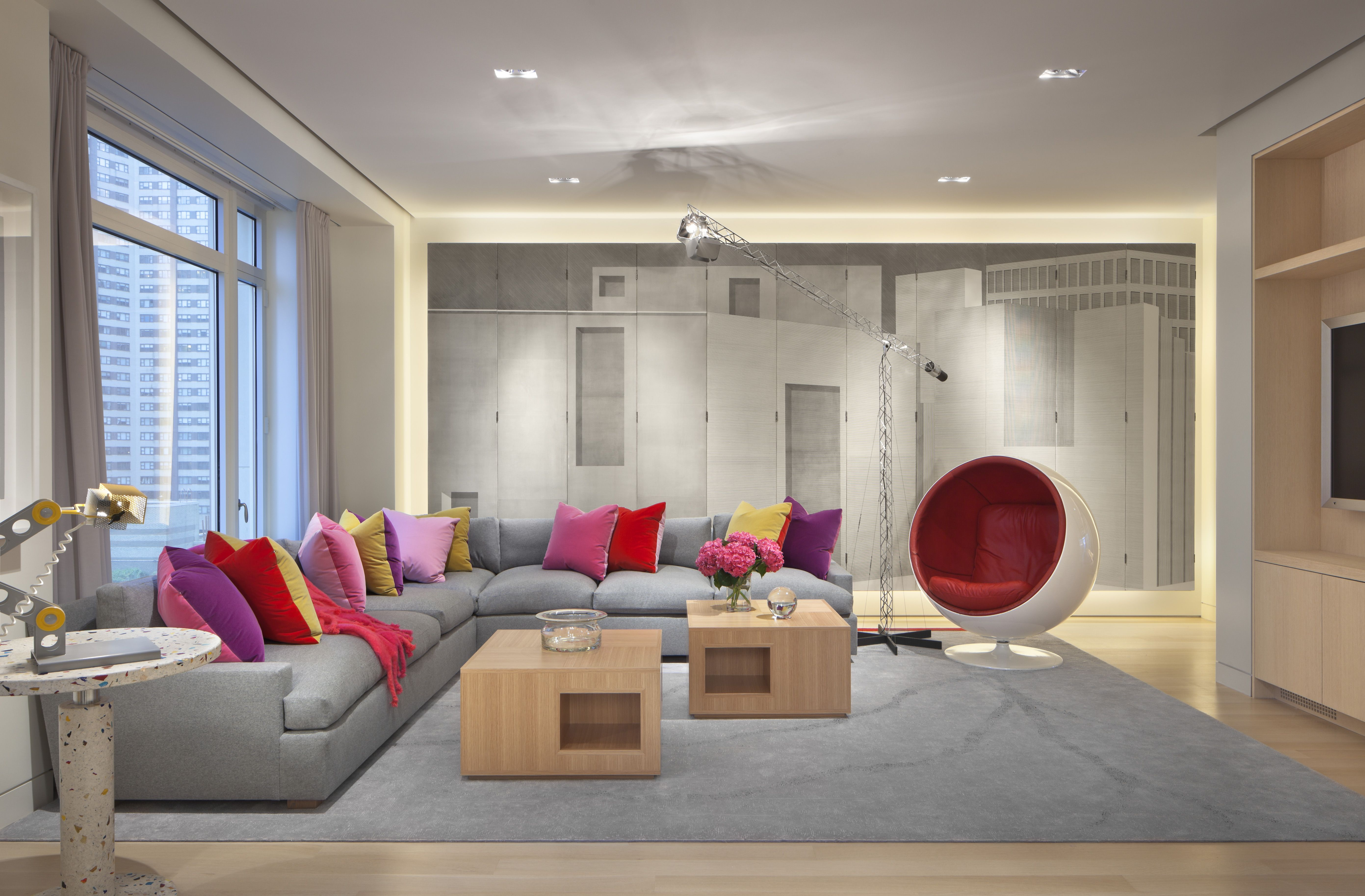 Charming Living Room Seating Ideas
