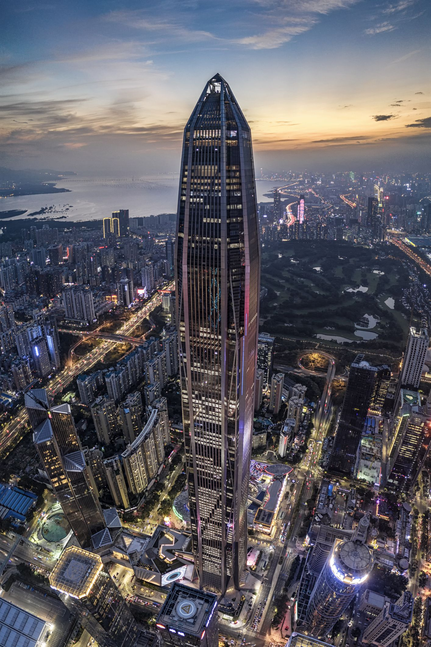 These Are the World's 30 Tallest Buildings