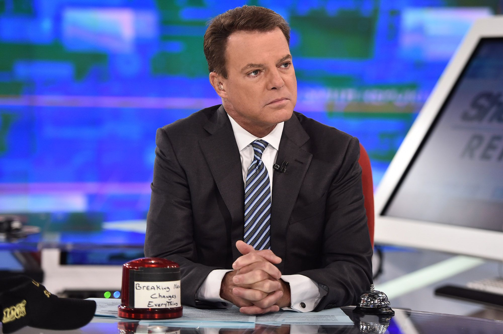 Shep Smith Is Leaving Fox News Amid Larger War Over Trump Coverage