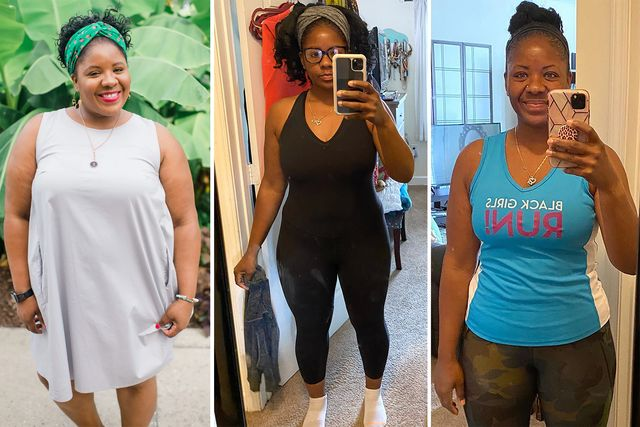 sheri shaw how running changed me weight loss