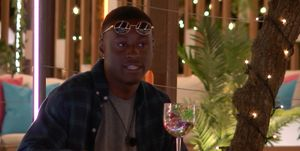 Love Island's Sherif's departure was finally acknowledged by this Islander