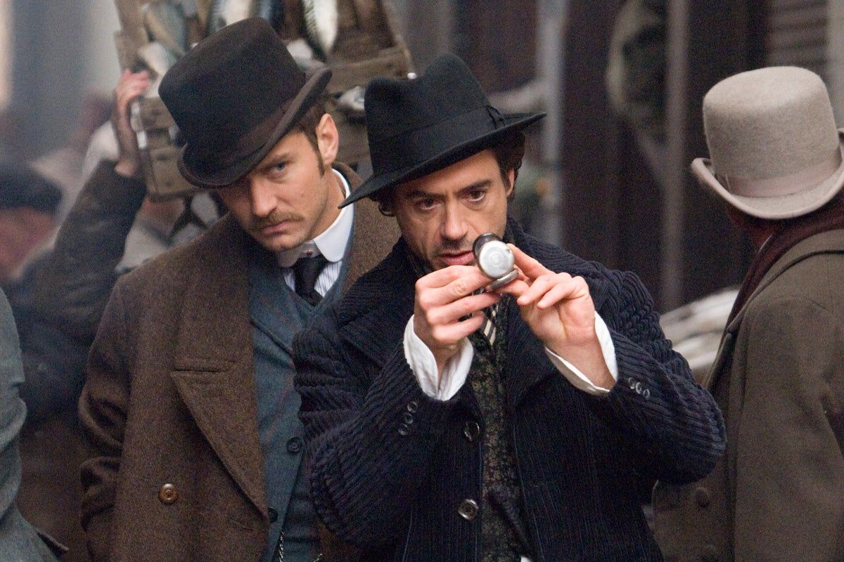 Sherlock Holmes 3': Robert Downey Jr. vuelve - Sherlock Holmes