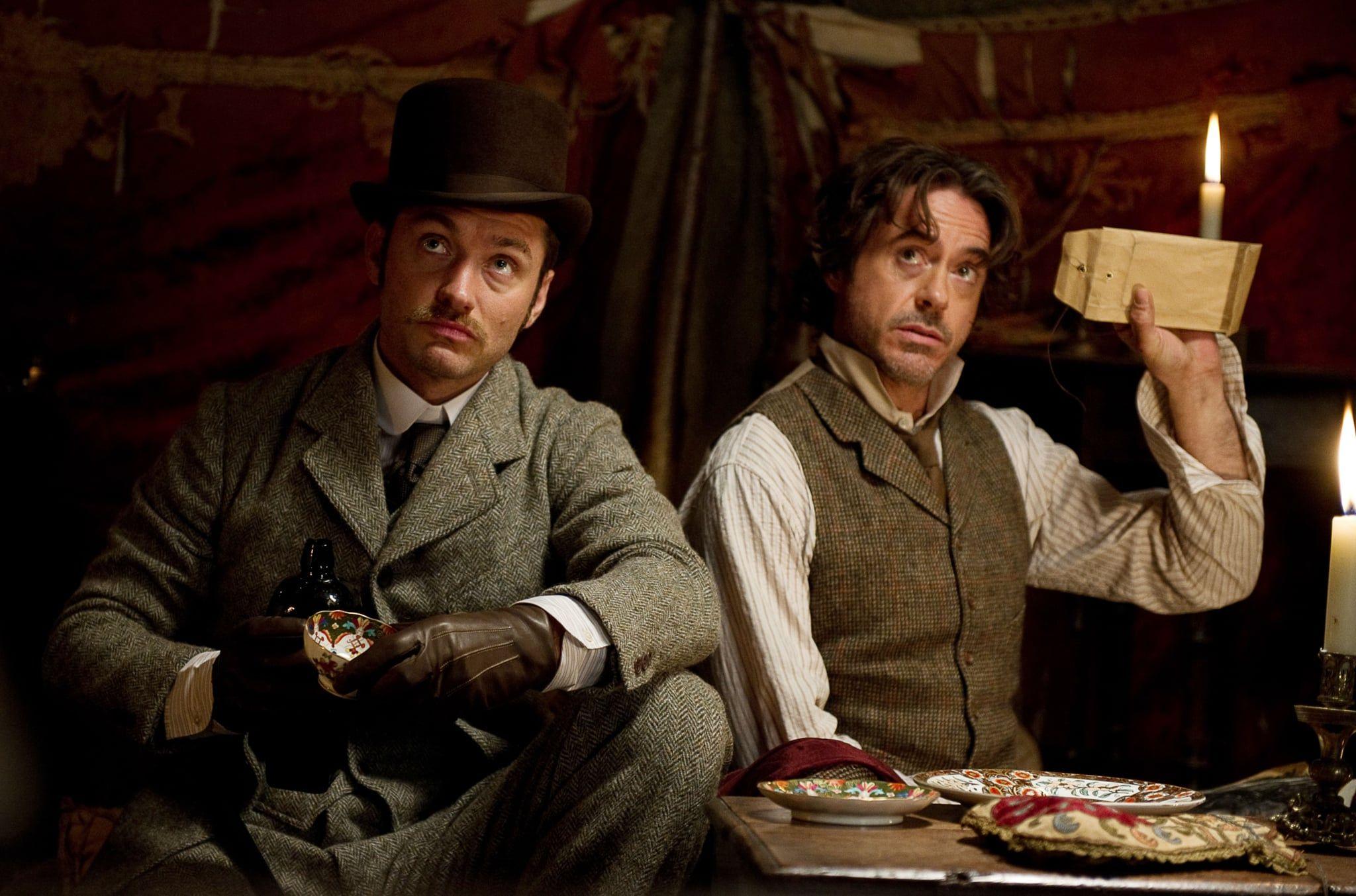 Sherlock Holmes 3 cast, release date, plot, spoilers