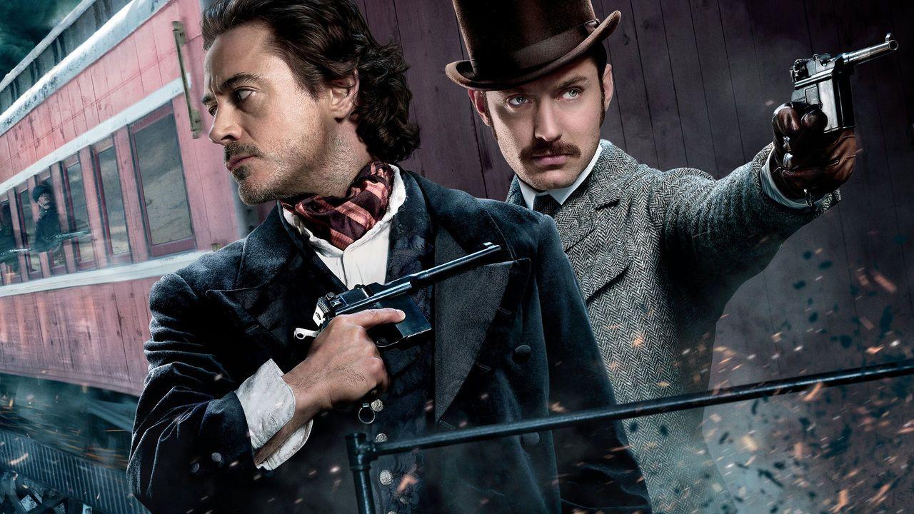 Sherlock holmes película completa robert downey jr