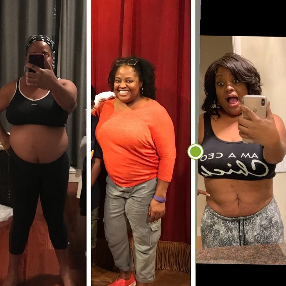 Sherri Shepherd Just Posted A Shirtless Photo Of Her Keto Diet Weight Loss