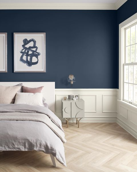 Sherwin-Williams's 2020 Color of the Year Reveal - Naval Paint
