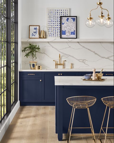 Sherwin Williams S 2020 Color Of The Year Reveal Naval Paint