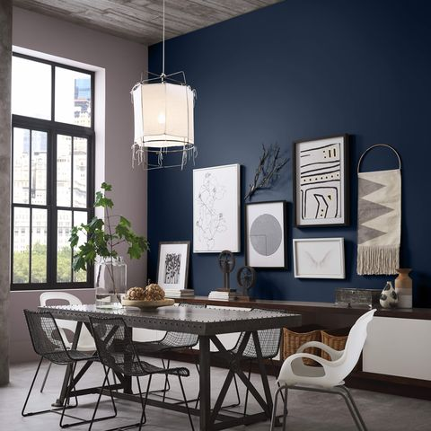 Sherwin Williams Reveals 2020 Color Of The Year Naval Sw