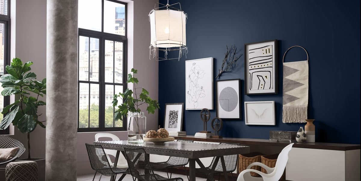 Sherwin Williams Reveals Color The Year Naval Paint