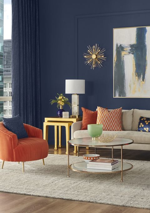 Sherwin-Williams Reveals 2020 Color of the Year - Naval SW ...