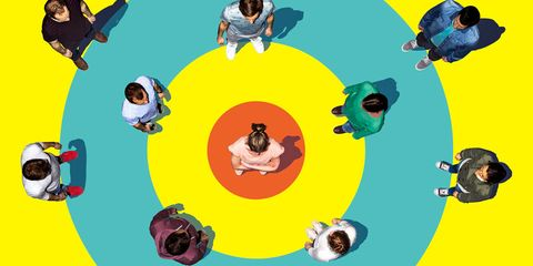 Circle, Illustration, Graphics, Graphic design,