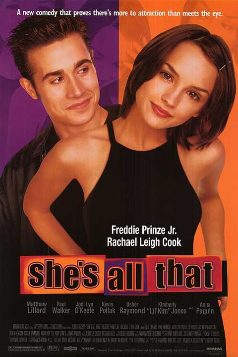 best romantic comedies - she's all that