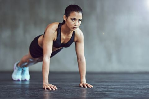 How to Do Plank Jacks for Serious Core Strength