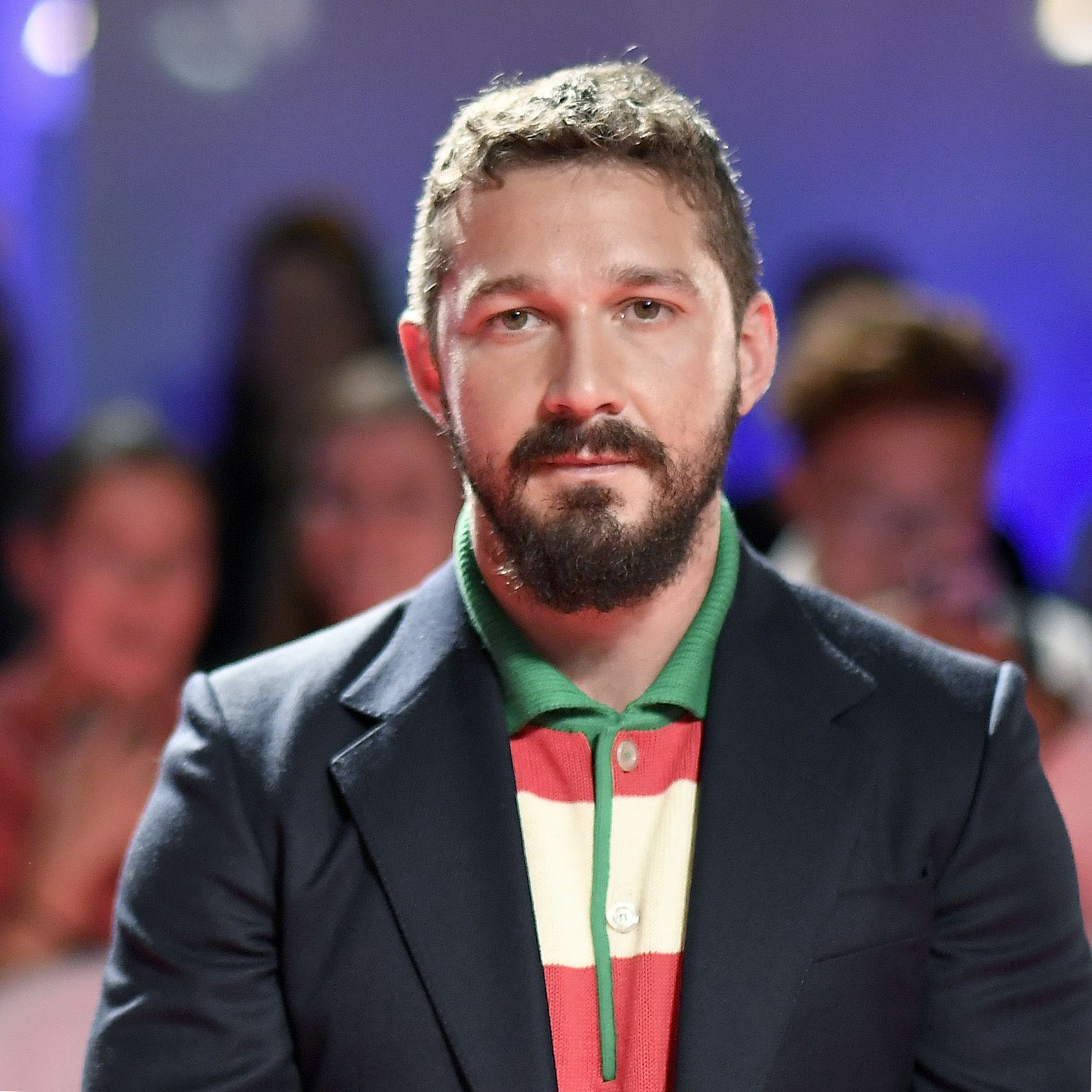 Shia LaBeouf reveals he once wrestled Tom Hardy while naked