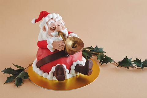COVA 渋谷 Panettone Babbo Natale(trumpet)