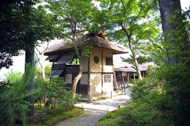 京都 高台寺 時雨亭