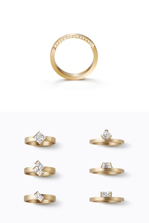 Jewellery, Fashion accessory, Ring, Earrings, Brass, Body jewelry, Metal, Gold, Engagement ring,