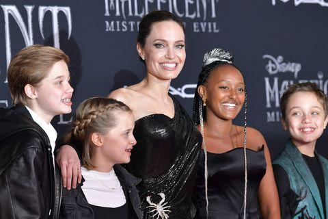 Zahara Jolie Pitt Disena Una Coleccion De Joyas