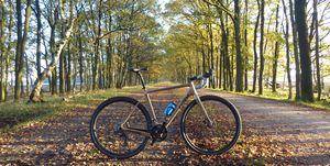 Shimano GRX Gravelroute Nunspeet - 35 kilometer