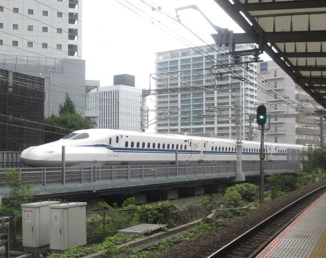 n700s shinkansen