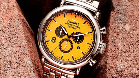 SHINOLA RUNWELL CONTRAST CHRONO 47MM