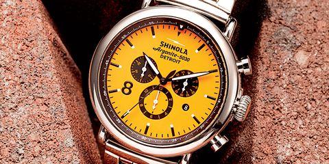 SHINOLA RUNWELL CONTRAST CHRONO 47MM
