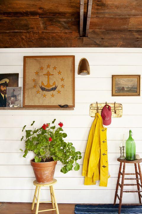 nautical entryway