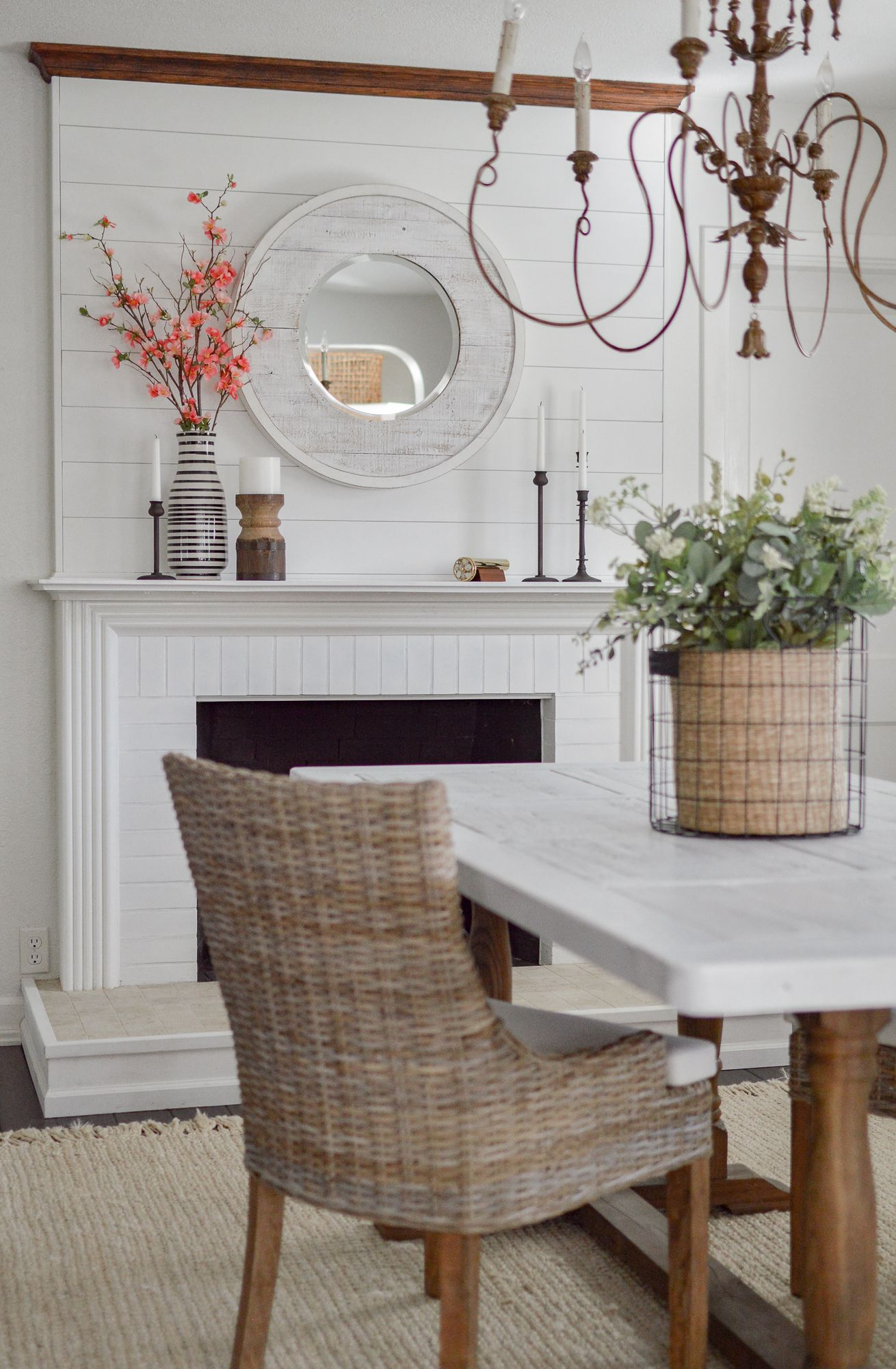 22 Best Fireplace Decor Ideas Fireplace Mantel Decorations