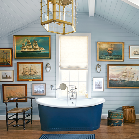 hips-seascapes-nautical-gallery-wall-ideas-country-living