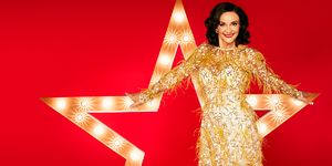 Shirley Ballas monitor contestants