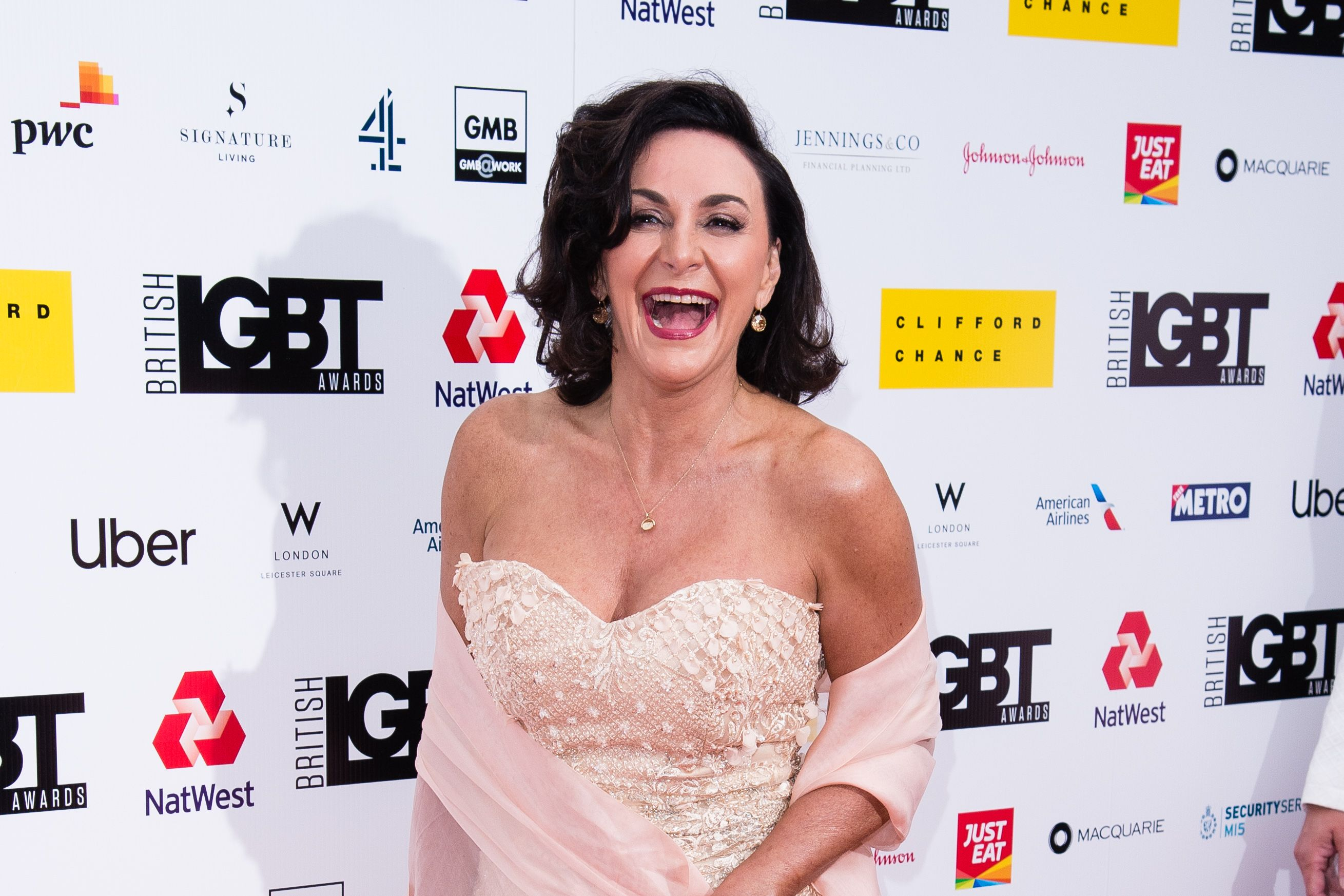 Strictly Come Dancing's Shirley Ballas denies claims she wants her son as Darcey Bussell's replacement