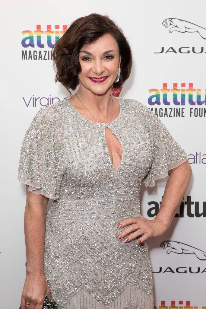 "Strictly Come Dancing's Shirley Ballas shares photos of herself on drip after a ""tough week"""