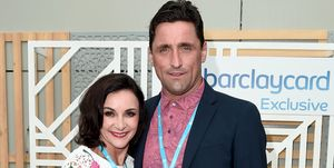 Shirley Ballas, Danny Taylor, Barclaycard Presents British Summer Time Hyde Park - Day 2