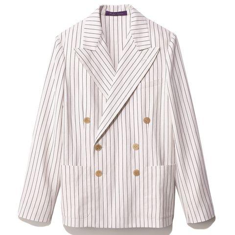 ラルフローレンの白ジャケット