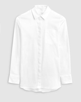 Capsule wardrobe : white shirt