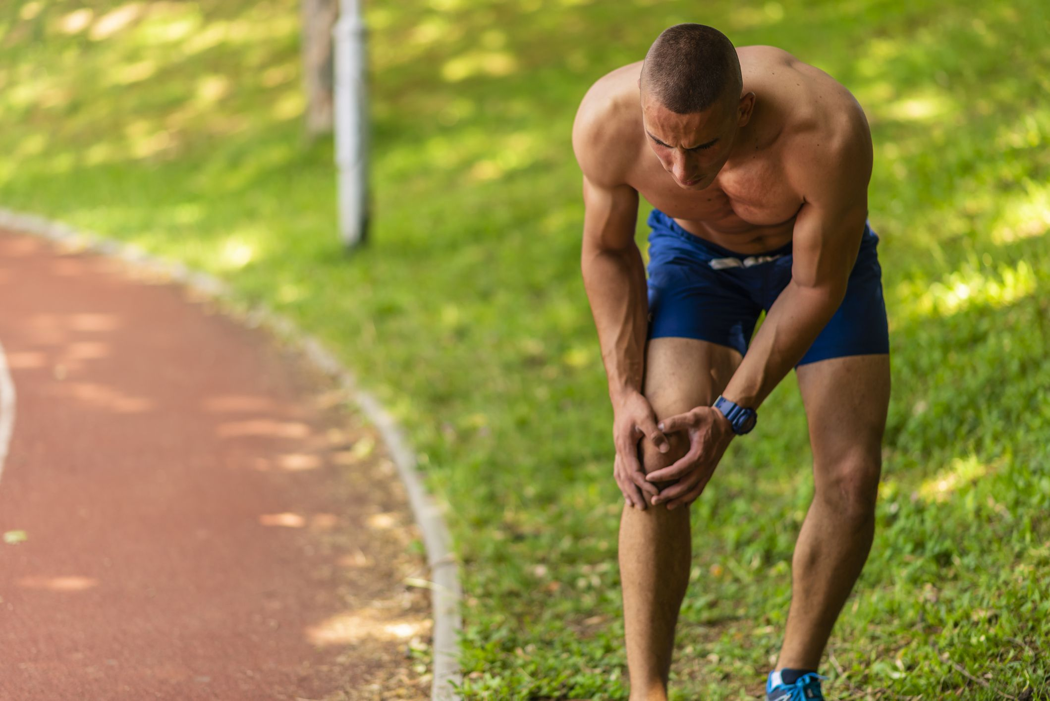 How to Deal With Pain From Runner's Knee