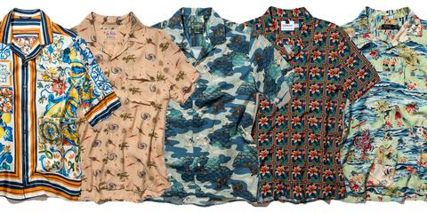 711c483592f3 Loud boxy shirts Dolce Gabbana Topman YMC Prada Paul Smith