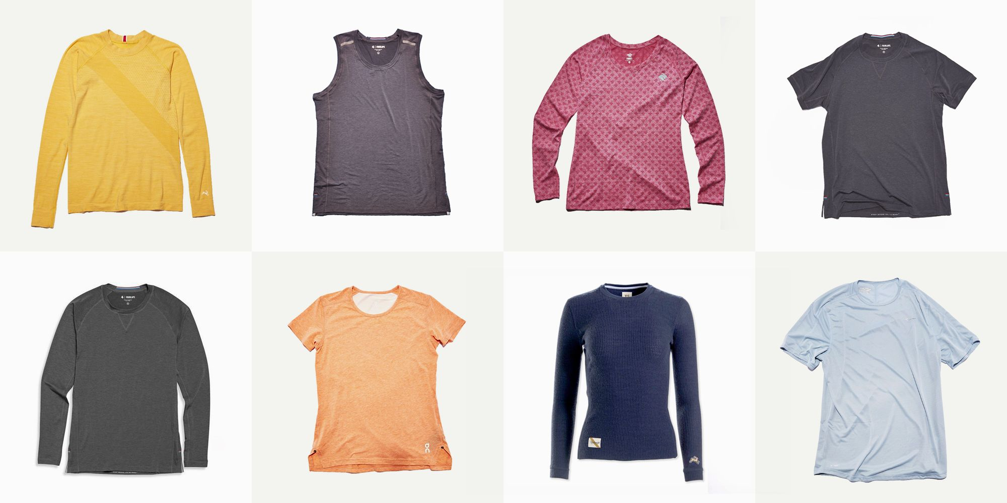 The Best New Running Tops for Your Spring Miles