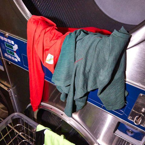 running shirts shrink in dryer