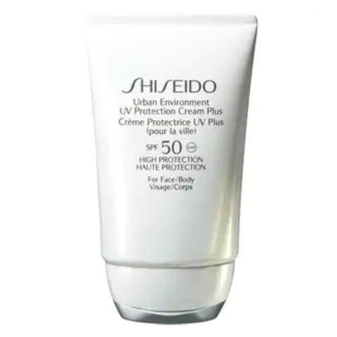 shiseido zonnebrandcrème