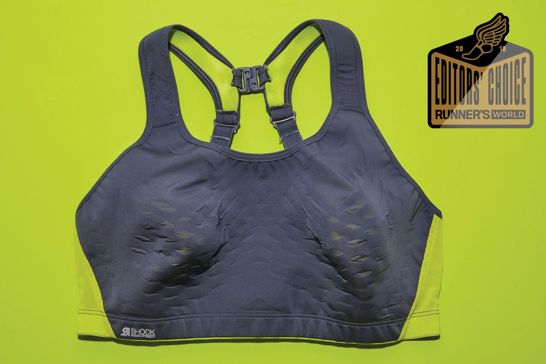 f0d500f3525df Shock Absorber s High Impact Ultimate Fly Sports Bra Is Like a Second Skin