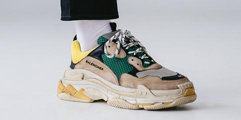 Footwear, Shoe, Yellow, Sneakers, Beige, Hiking boot, Outdoor shoe, Athletic shoe, Boot,