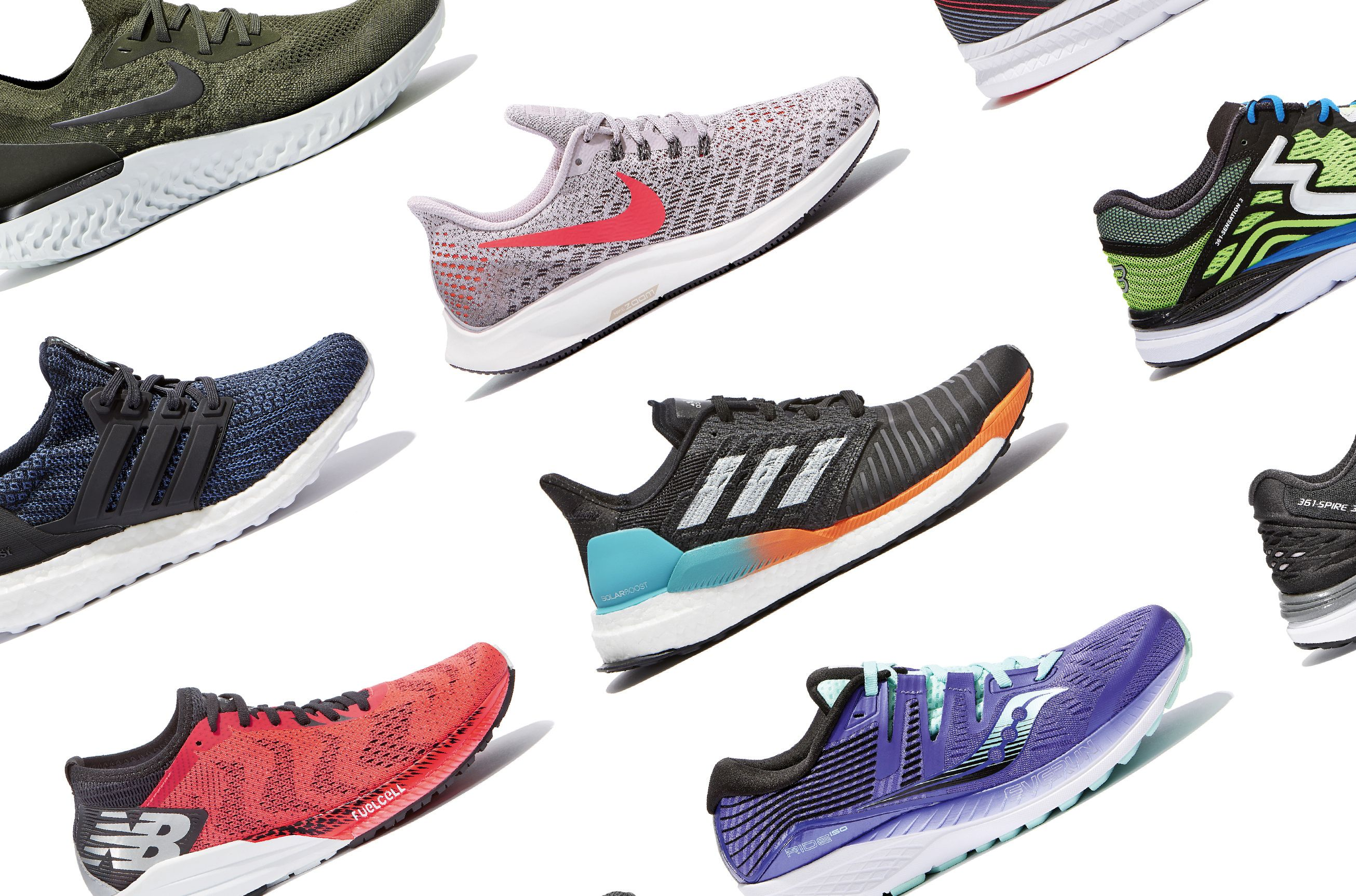 The best running shoes 2018: the best male and female running trainers, tested in the lab and on the road