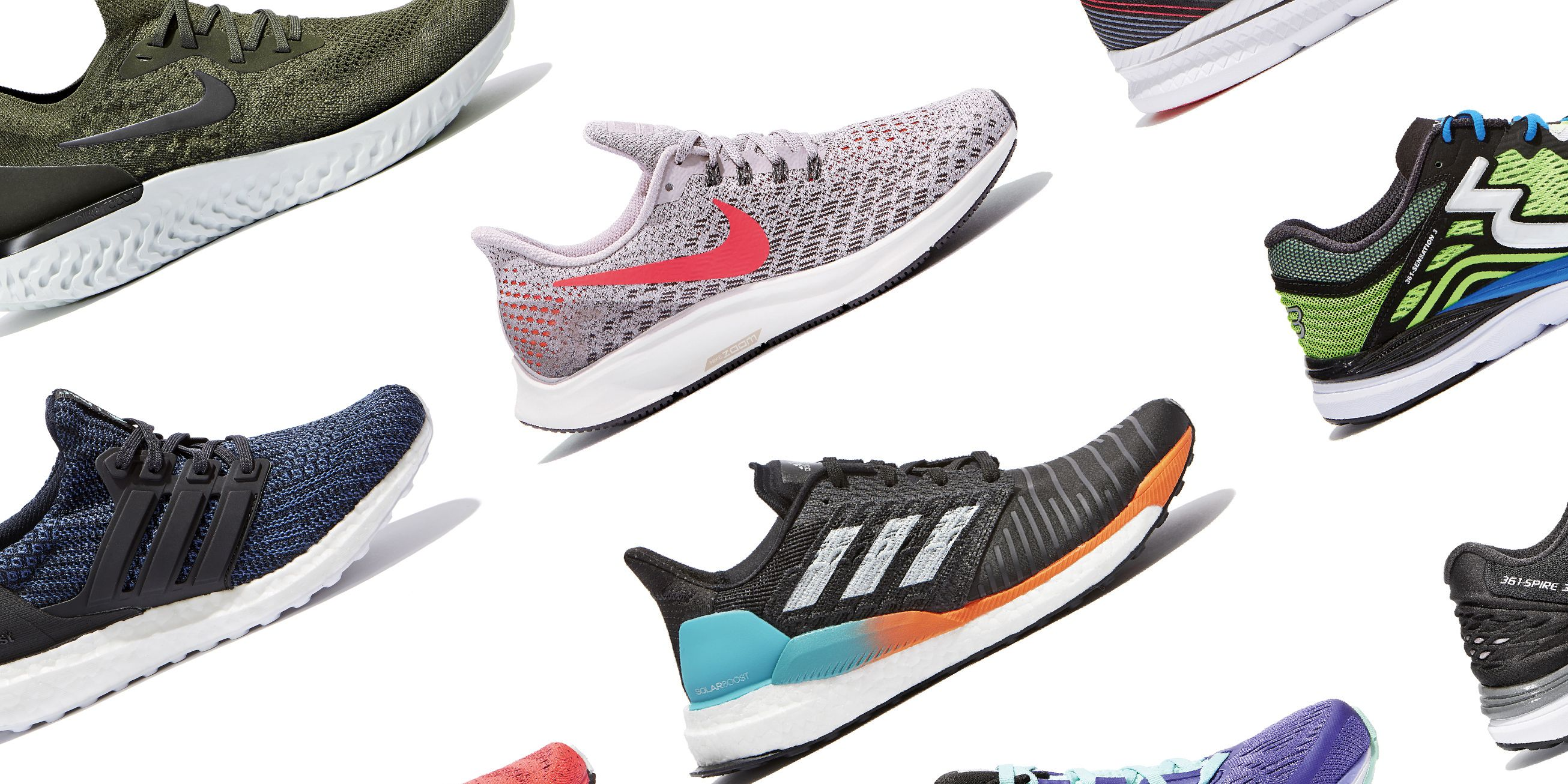 The Best Running Shoes 2018 The Best Male And Female Running