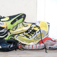 Media: Exclusive Shoe Lab Report