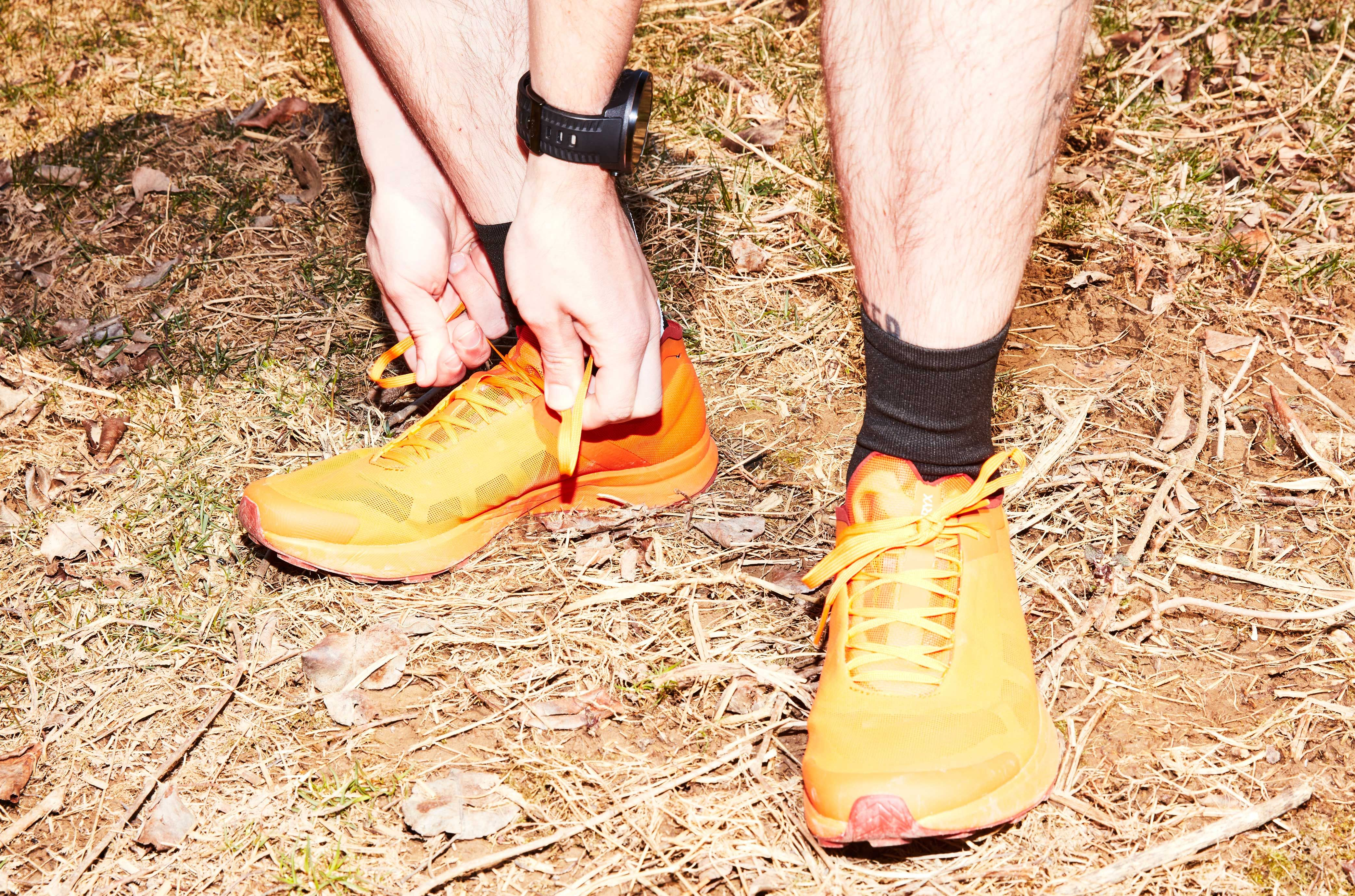 There's a 50 Percent Chance You're Tying Your Running Shoes Wrong