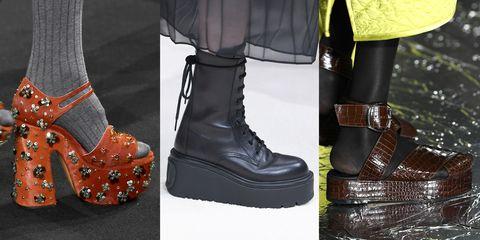 fall 2020 shoe trends